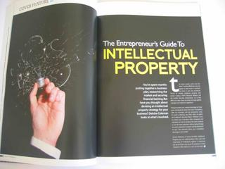 Intellectual Property feature