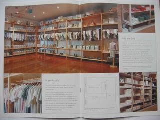 Lundia storage solutions brochure